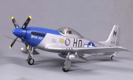 800mm P-51 Mustang Petie 2nd